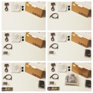 Nikon D810 Unboxing Time Lapse 2