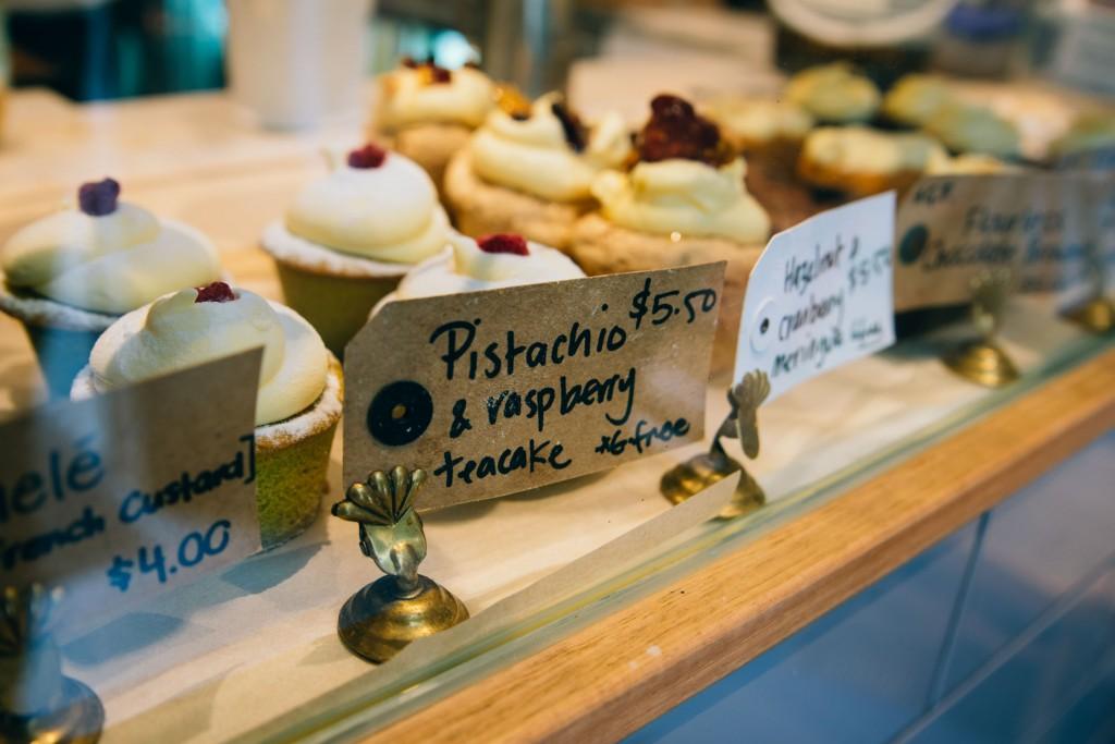 Hardware Societe Breakfast muffins look a bit like dessert.