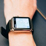 Apple Watch can use maps