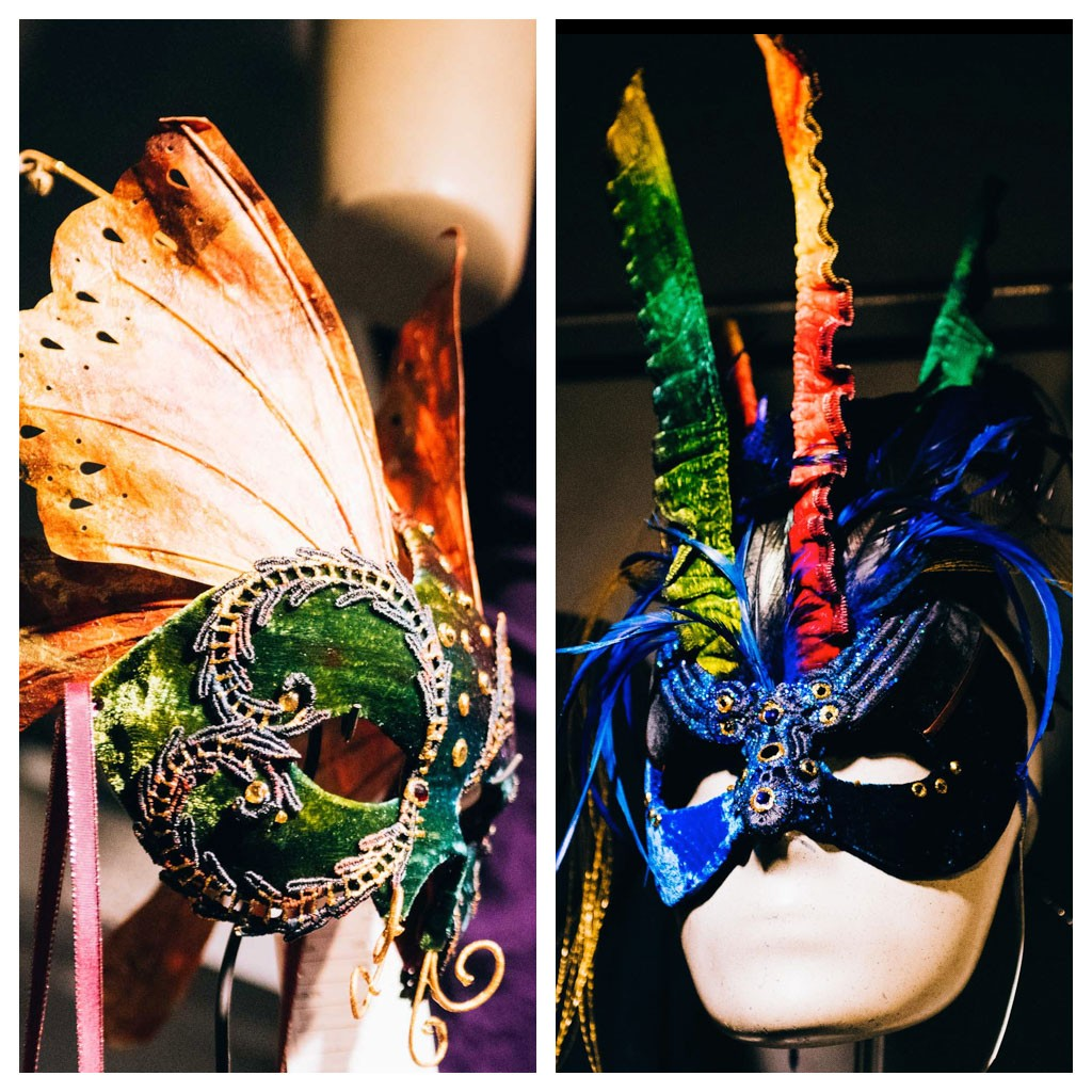 Mask Diptic