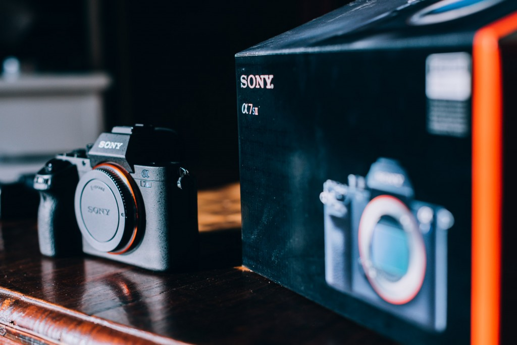 Sony A7sii Unboxing-109